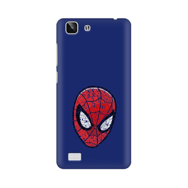 Vivo X5 Spider Man Graphic Fan Art Phone Cover & Case