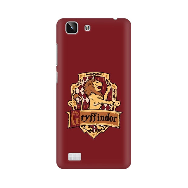 Vivo X5 Gryffindor House Crest Harry Potter Phone Cover & Case