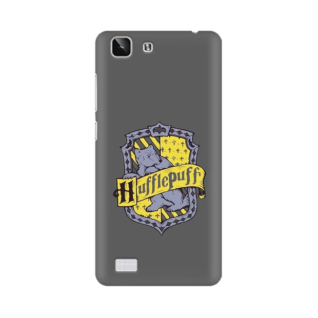 Vivo X5 Hufflepuff House Crest Harry Potter Phone Cover & Case