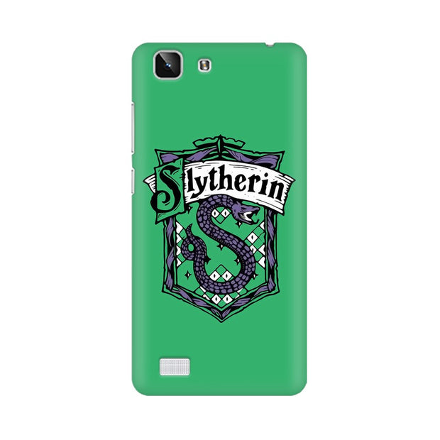 Vivo X5 Slytherin House Crest Harry Potter Phone Cover & Case