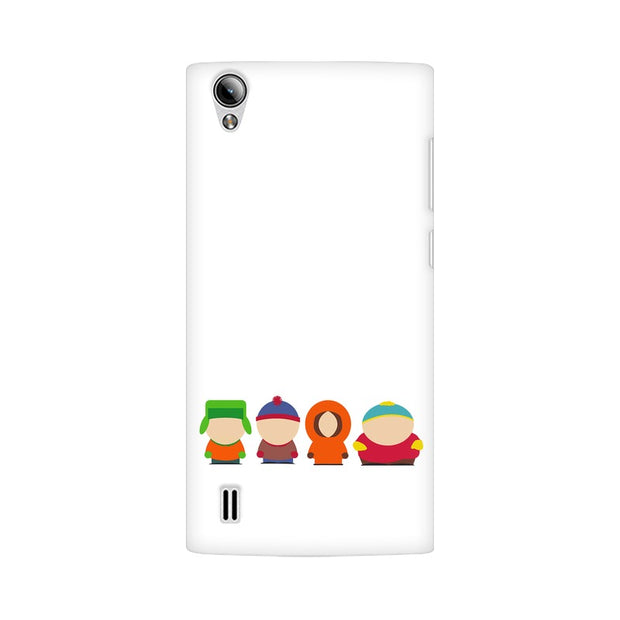 Vivo Y15 South Park Minimal Phone Cover & Case