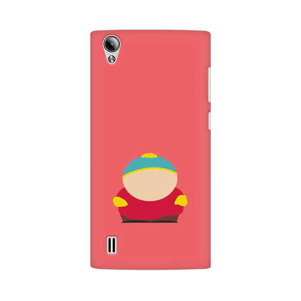 Vivo Y15 Eric Cartman Minimal South Park Phone Cover & Case