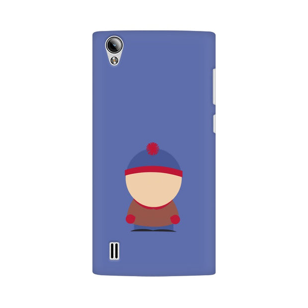 Vivo Y15 Stan Marsh Minimal South Park Phone Cover & Case