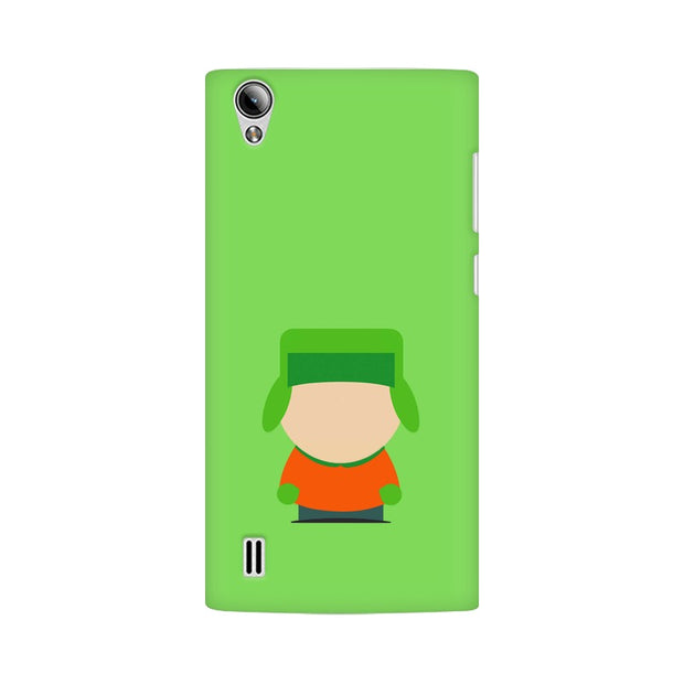 Vivo Y15 Kyle Broflovski Minimal South Park Phone Cover & Case