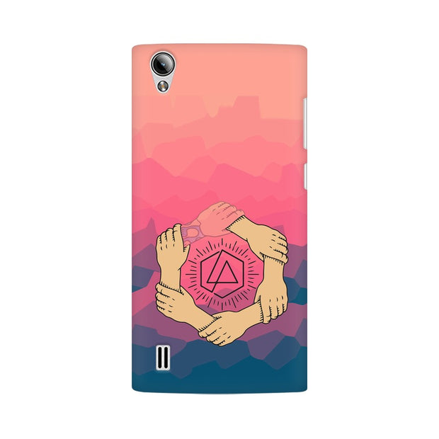 Vivo Y15 Linkin Park Logo Chester Tribute Phone Cover & Case