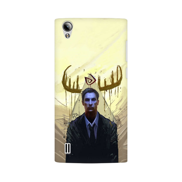 Vivo Y15 True Detective Rustin Fan Art Phone Cover & Case