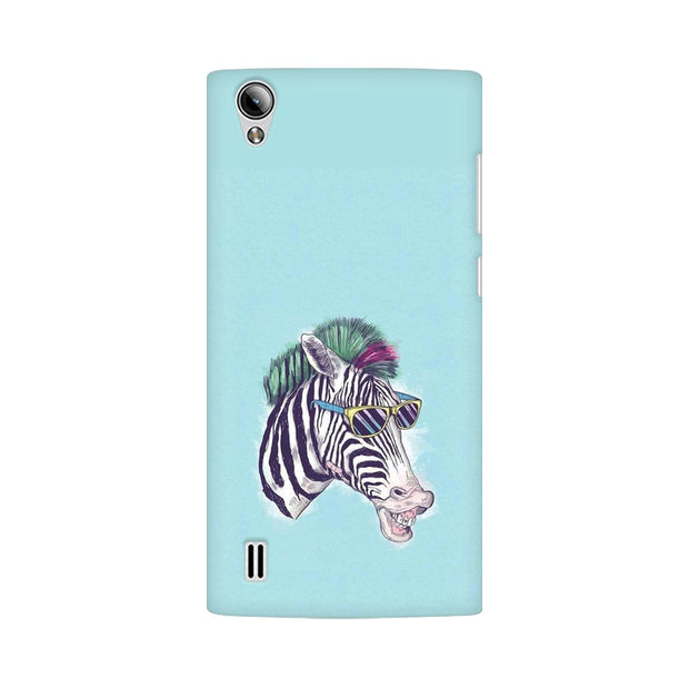 Vivo Y15 The Zebra Style Cool Phone Cover & Case