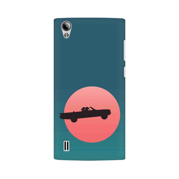Vivo Y15 Thelma & Louise Movie Minimal Phone Cover & Case