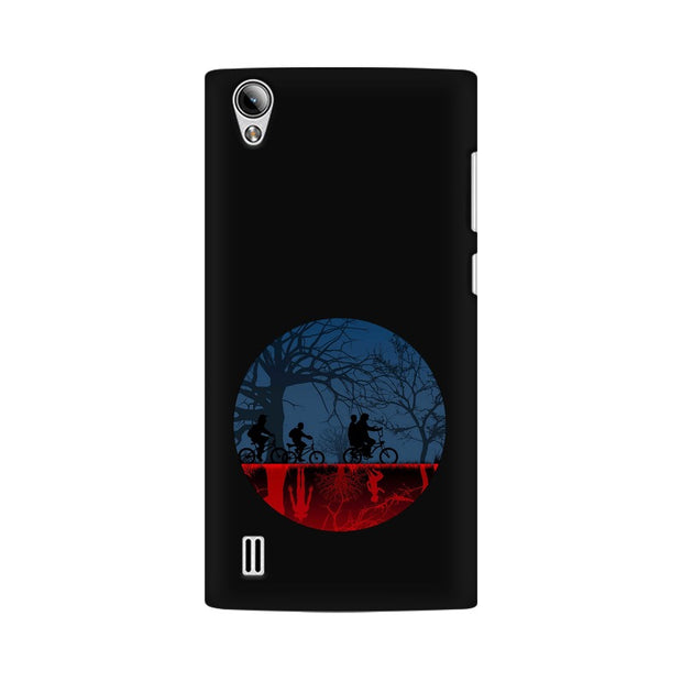 Vivo Y15 Stranger Things Fan Art Phone Cover & Case