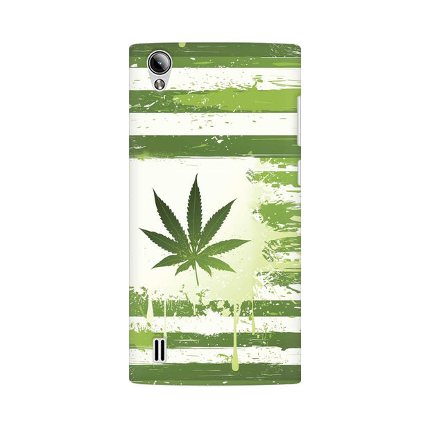 Vivo Y15 Weed Flag  Phone Cover & Case