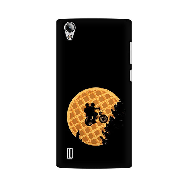 Vivo Y15 Stranger Things Pancake Minimal Phone Cover & Case