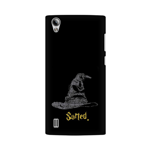 Vivo Y15 Sorting Hat Harry Potter Phone Cover & Case
