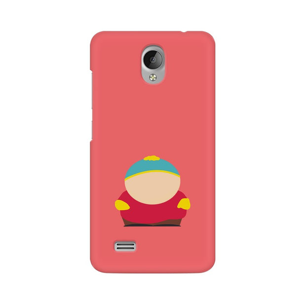 Vivo Y21L Eric Cartman Minimal South Park Phone Cover & Case