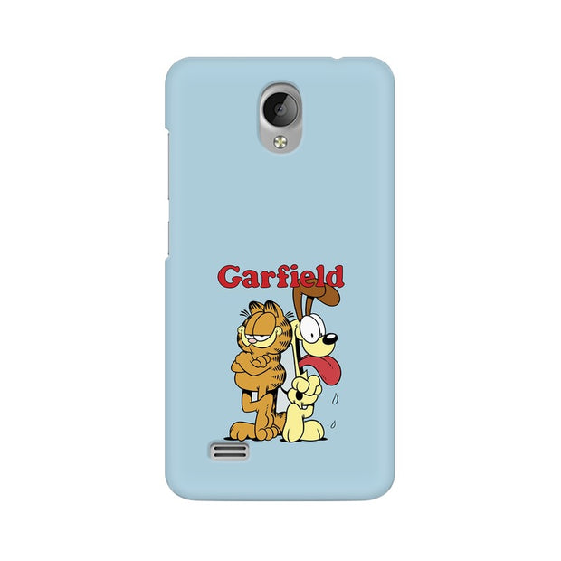 Vivo Y21L Garfield & Odie Phone Cover & Case