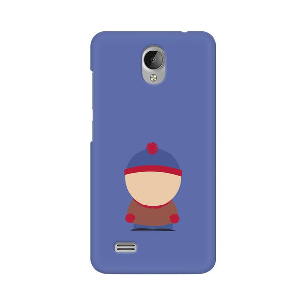 Vivo Y21L Stan Marsh Minimal South Park Phone Cover & Case