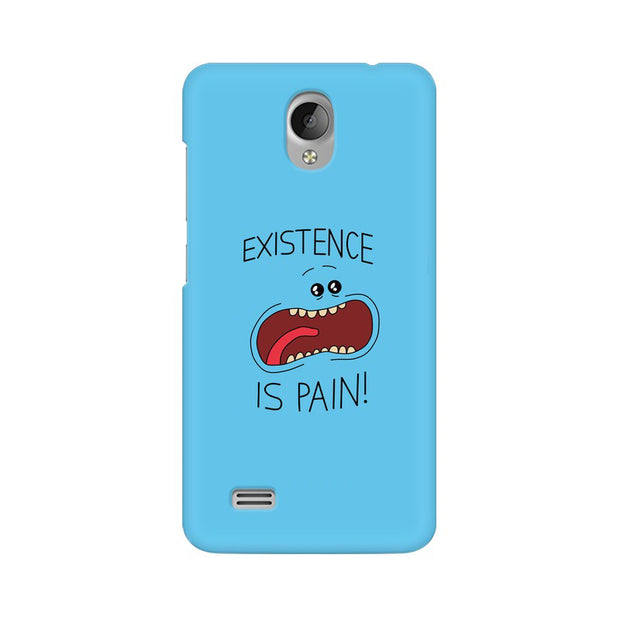 Vivo Y21L Existence Is Pain Mr Meeseeks Rick & Morty Phone Cover & Case