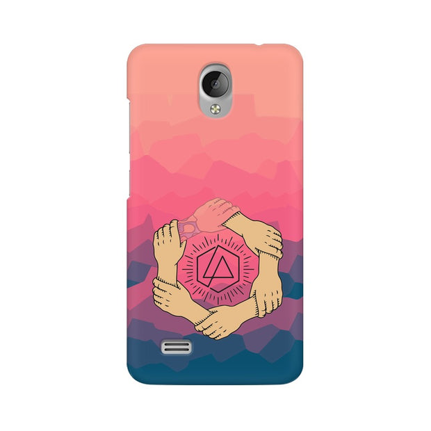 Vivo Y21L Linkin Park Logo Chester Tribute Phone Cover & Case