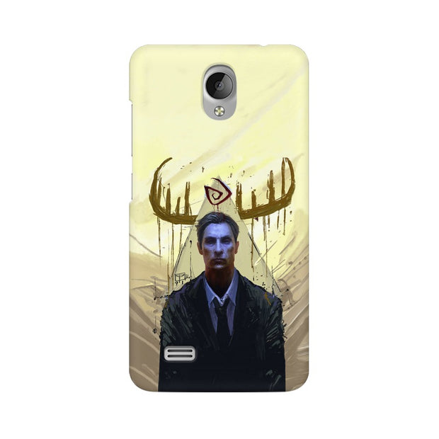 Vivo Y21L True Detective Rustin Fan Art Phone Cover & Case