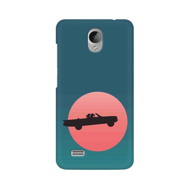 Vivo Y21L Thelma & Louise Movie Minimal Phone Cover & Case
