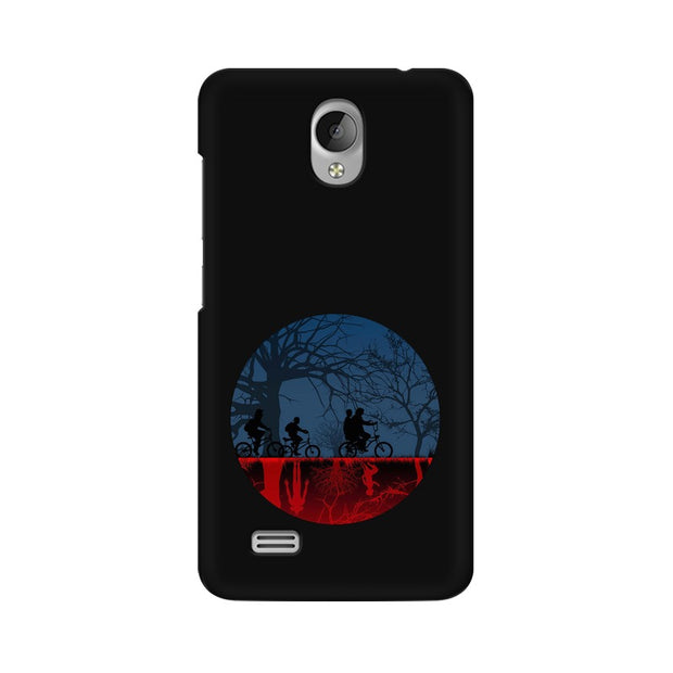 Vivo Y21L Stranger Things Fan Art Phone Cover & Case