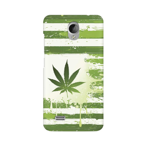 Vivo Y21L Weed Flag  Phone Cover & Case