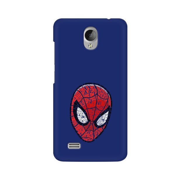 Vivo Y21L Spider Man Graphic Fan Art Phone Cover & Case