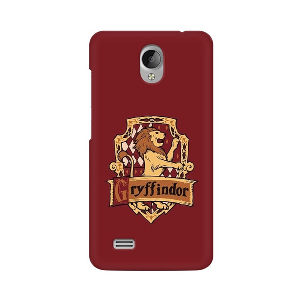 Vivo Y21L Gryffindor House Crest Harry Potter Phone Cover & Case
