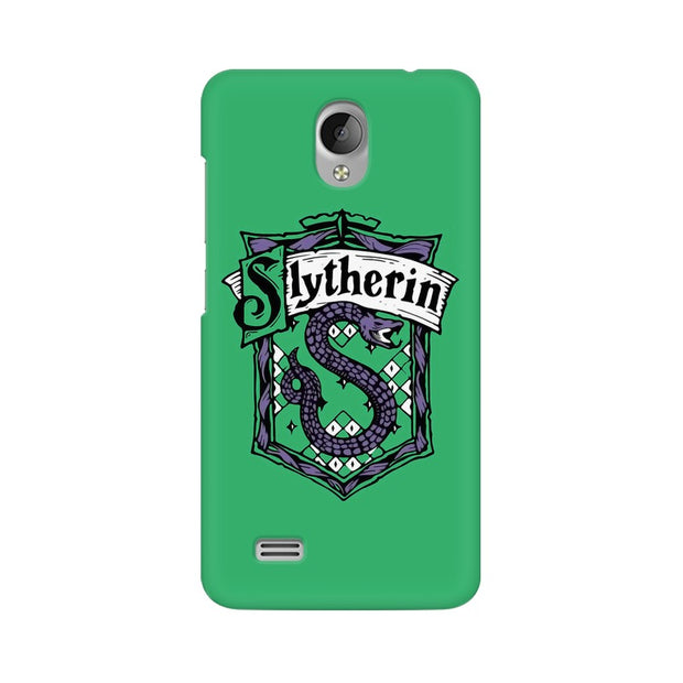 Vivo Y21L Slytherin House Crest Harry Potter Phone Cover & Case