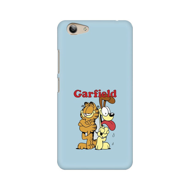 Vivo Y53 Garfield & Odie Phone Cover & Case