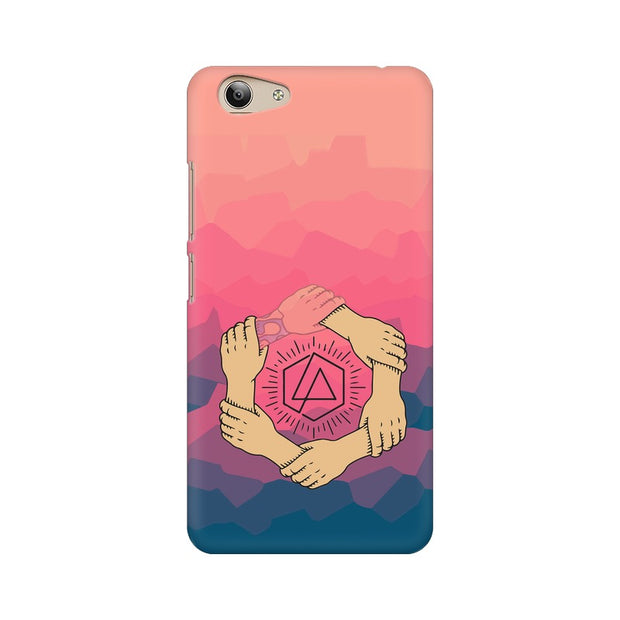 Vivo Y53 Linkin Park Logo Chester Tribute Phone Cover & Case