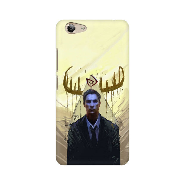 Vivo Y53 True Detective Rustin Fan Art Phone Cover & Case