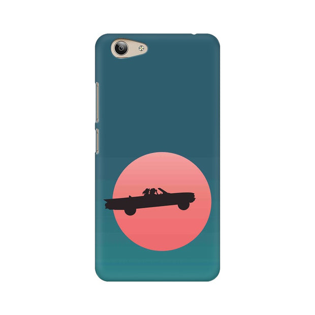 Vivo Y53 Thelma & Louise Movie Minimal Phone Cover & Case