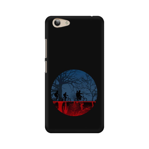 Vivo Y53 Stranger Things Fan Art Phone Cover & Case