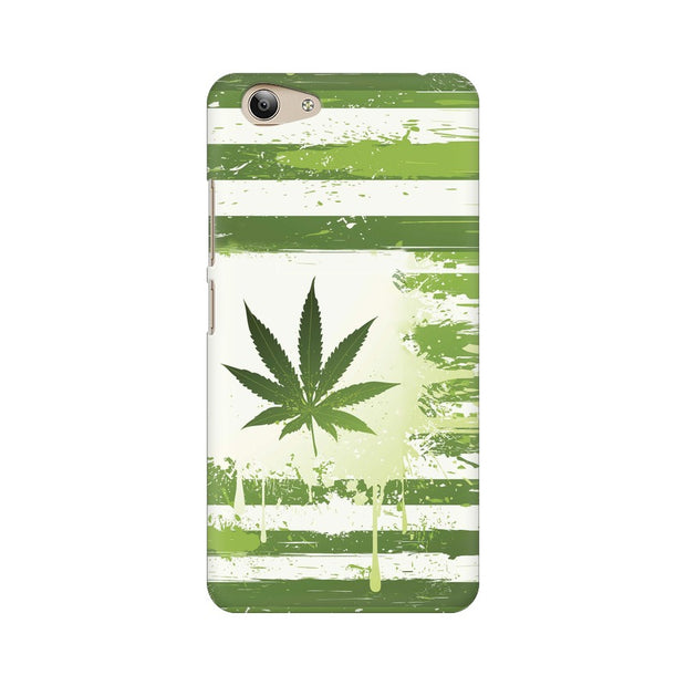 Vivo Y53 Weed Flag  Phone Cover & Case