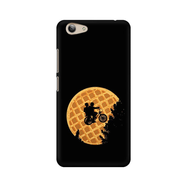Vivo Y53 Stranger Things Pancake Minimal Phone Cover & Case