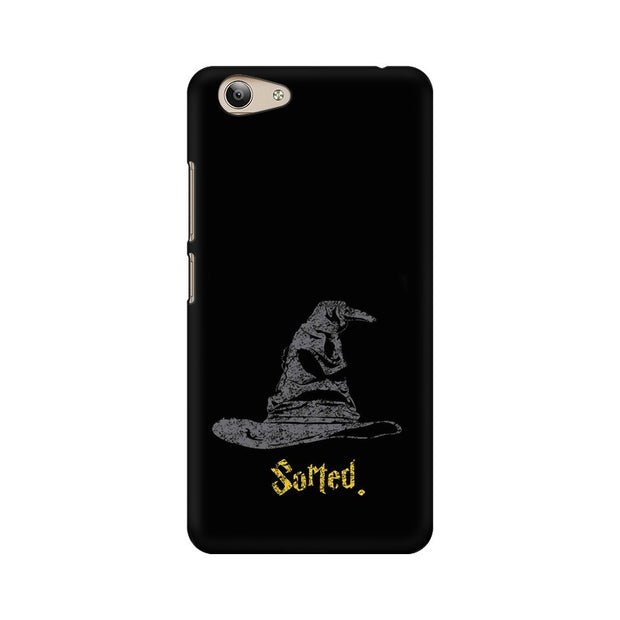 Vivo Y53 Sorting Hat Harry Potter Phone Cover & Case