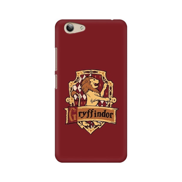 Vivo Y53 Gryffindor House Crest Harry Potter Phone Cover & Case