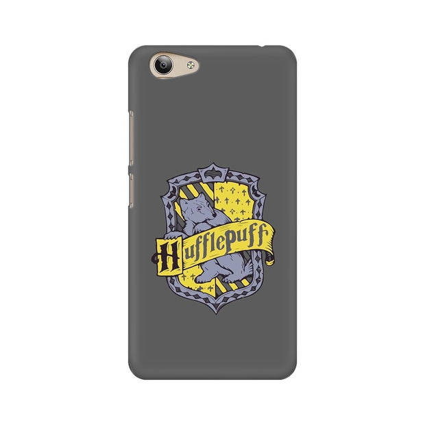 Vivo Y53 Hufflepuff House Crest Harry Potter Phone Cover & Case