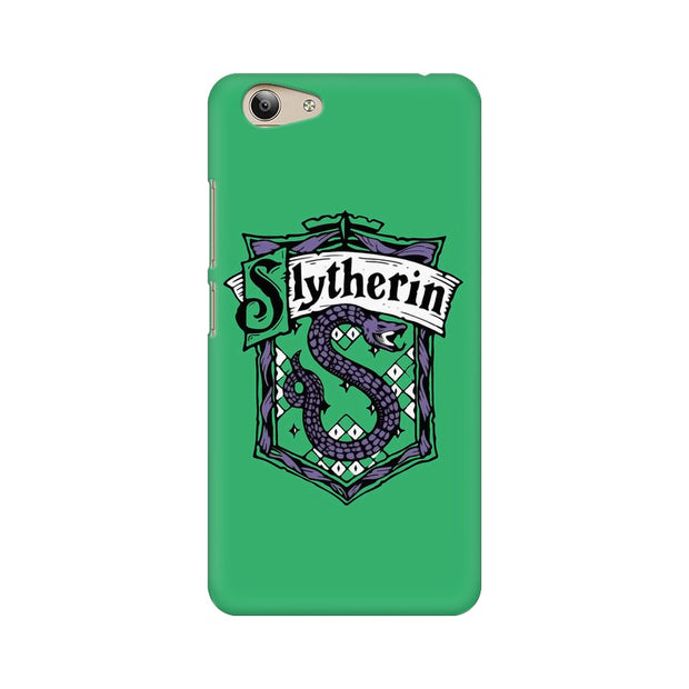 Vivo Y53 Slytherin House Crest Harry Potter Phone Cover & Case