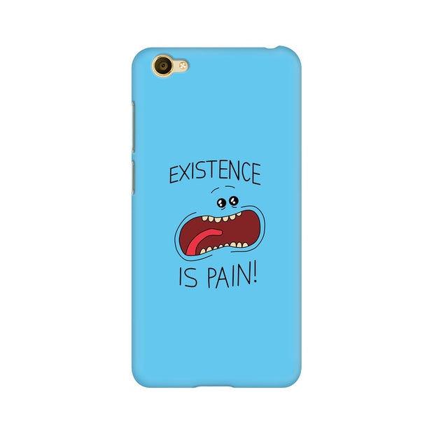 Vivo Y55L Existence Is Pain Mr Meeseeks Rick & Morty Phone Cover & Case