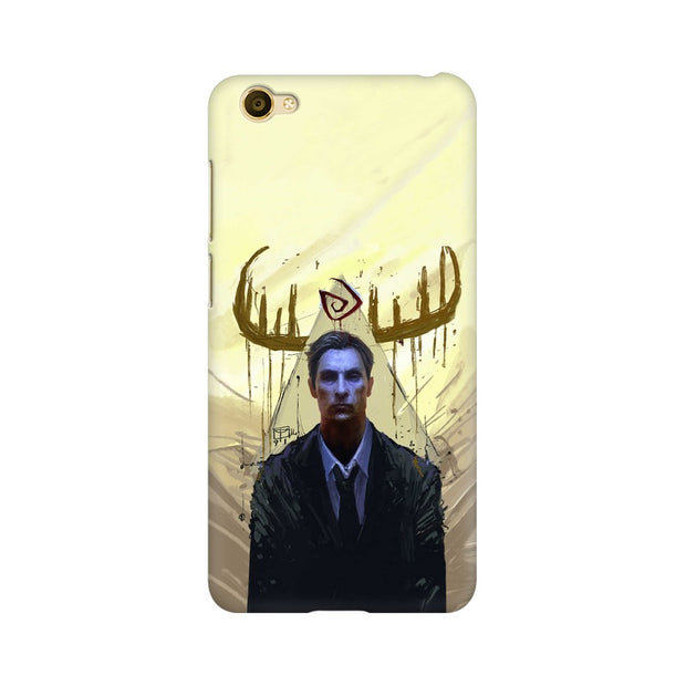 Vivo Y55L True Detective Rustin Fan Art Phone Cover & Case