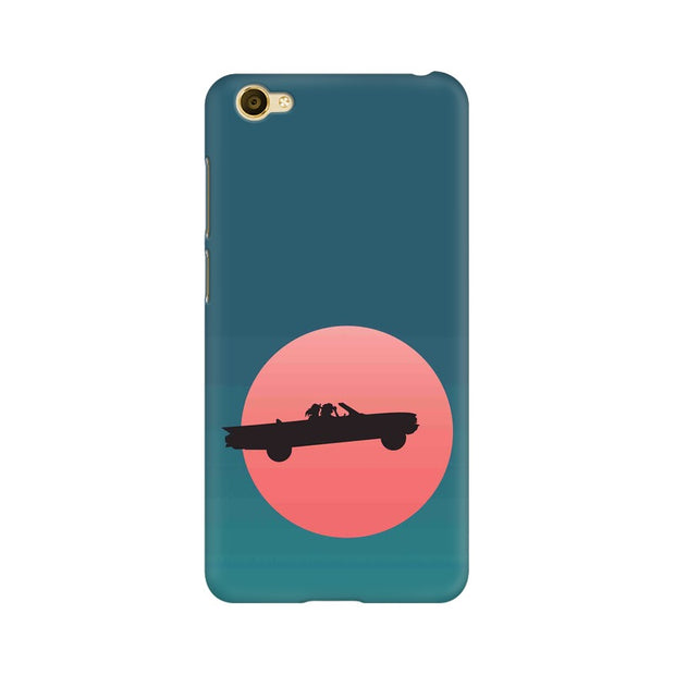 Vivo Y55L Thelma & Louise Movie Minimal Phone Cover & Case