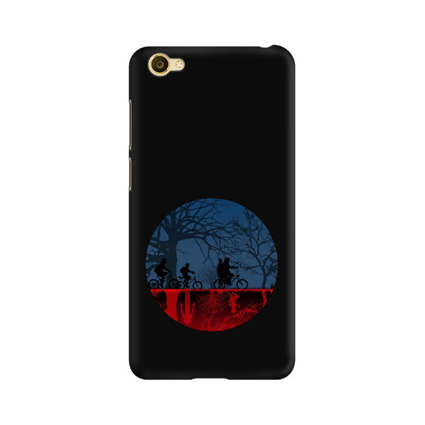Vivo Y55L Stranger Things Fan Art Phone Cover & Case