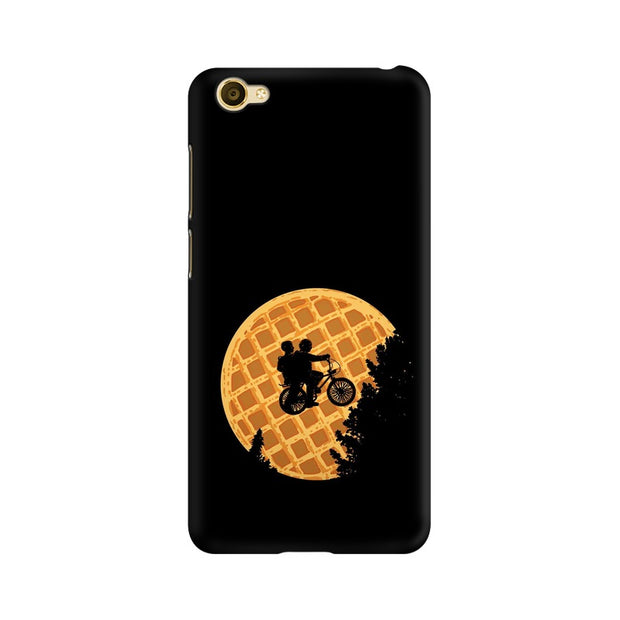 Vivo Y55L Stranger Things Pancake Minimal Phone Cover & Case