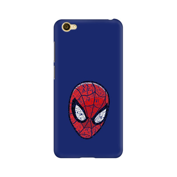 Vivo Y55L Spider Man Graphic Fan Art Phone Cover & Case