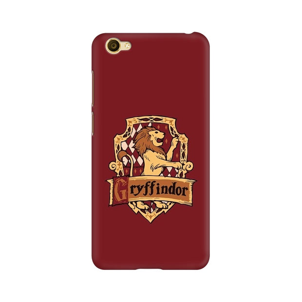 Vivo Y55L Gryffindor House Crest Harry Potter Phone Cover & Case
