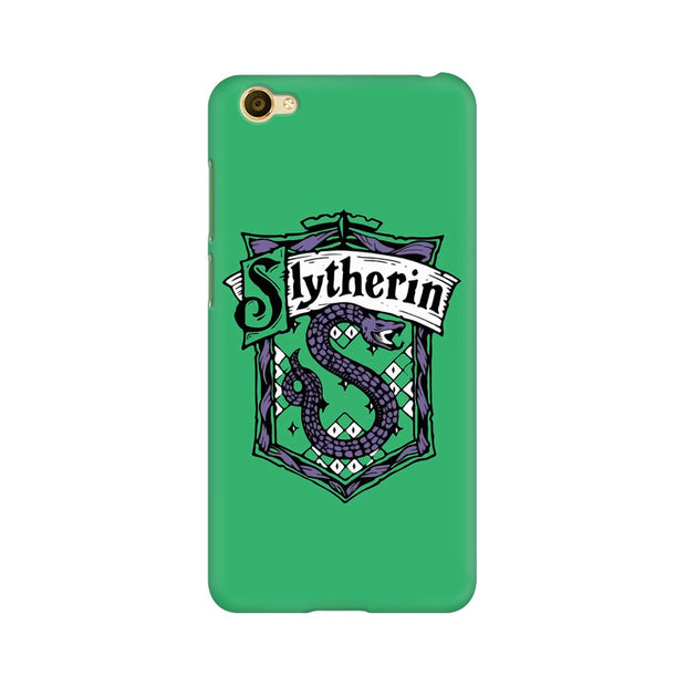Vivo Y55L Slytherin House Crest Harry Potter Phone Cover & Case