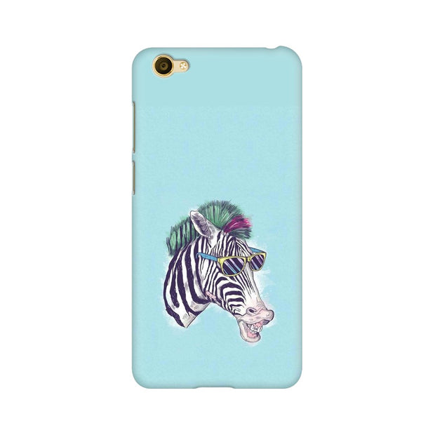 Vivo Y66 The Zebra Style Cool Phone Cover & Case