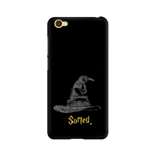 Vivo Y66 Sorting Hat Harry Potter Phone Cover & Case