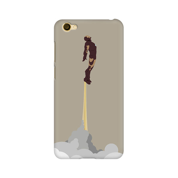Vivo Y67 Flying Iron Man Phone Cover & Case